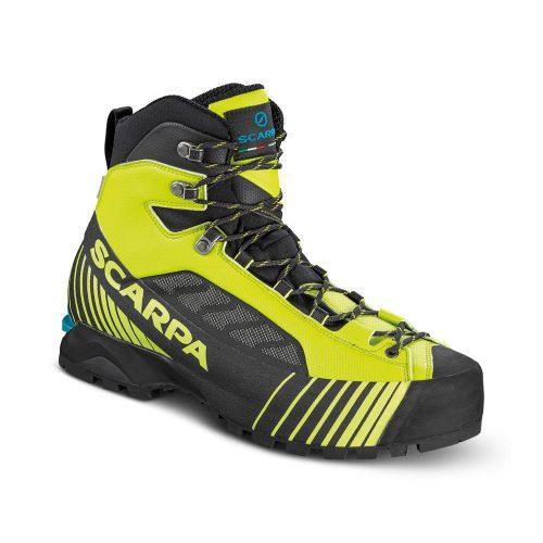 RIBELLE LITE OD - lime black - Scarpa cipele za planinarenje